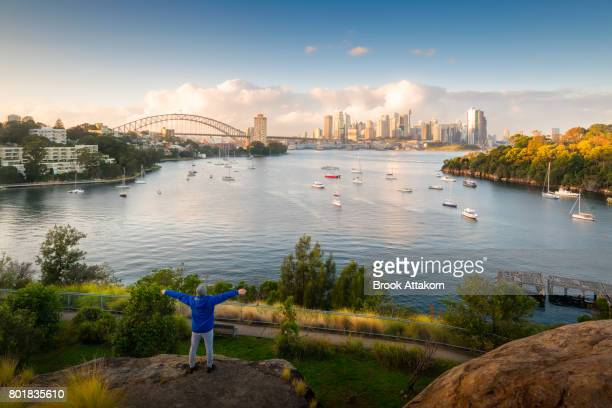 Sydney Sunrise at Waverton.