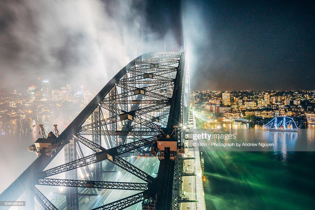 Sydney - Sydney Harbour Bridge : Stock Photo