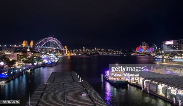 Sydney Vivid at Opera House