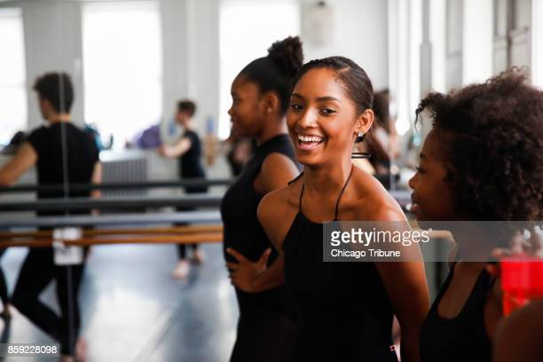 Sydni Dion Bennett is the first AfricanAmerican to win Miss Illinois Teen USA She is in the dance program at the Chicago Academy for the Arts