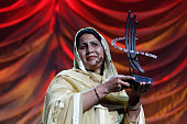 Syeda Ghulam Fatima attends the Clinton Global Citizen Awards during the second day of the 2015 Clinton Global Initiative's Annual Meeting at the...