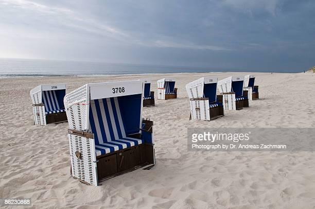 Sylt beach charis