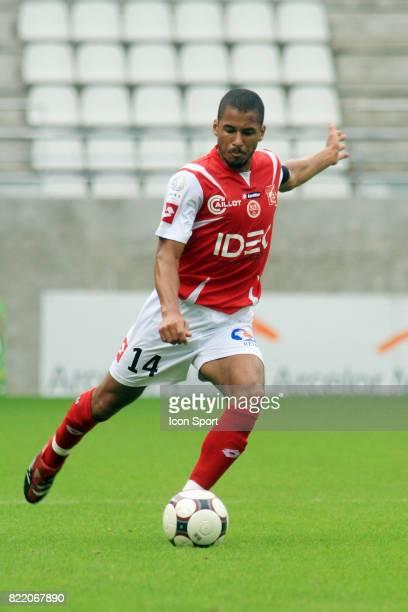 Sylvain N'DIAYE Reims / UNFP Match amical