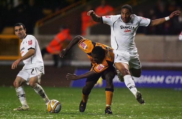 Wolverhampton Wanderers v Swansea City : News Photo