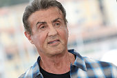 Rendez-Vous with Sylvester Stallone Photocall - The...