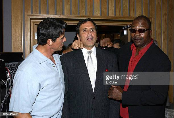 Sylvester Stallone Frank Stallone Carl Weathers