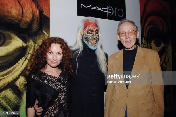 Sylvia Baker Rick Baker and Dick Smith attend MAC Pro Proudly Presents A Master Class With AcademyAward Winning Makeup Artist Rick Baker at El Rey...