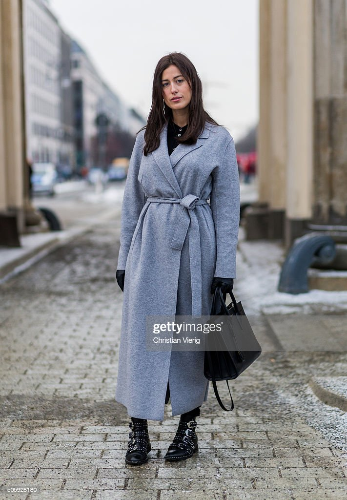 Street Style Day 2 Mercedes Benz Fashion Week Berlin Autumn Winter 2016 Getty Images
