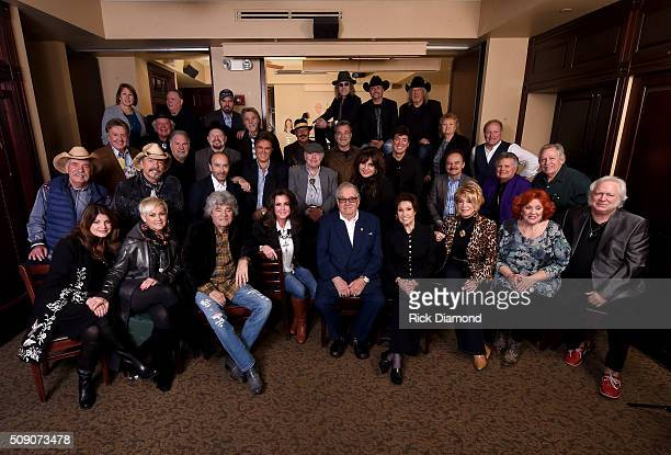 Sylvia Lorrie Morgan Dave Rowland Jennifer McCarter Jim Halsey Jan Howard Jeannie Seely Lulu Roman T Graham Brown Howard Bellamy David Bellamy Lee...
