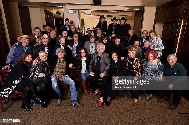 Sylvia Lorrie Morgan Dave Rowland Jennifer McCarter T Graham Brown Jan Howard Jeannie Seely Lulu Roman John Conlee Howard Bellamy David Bellamy Lee...