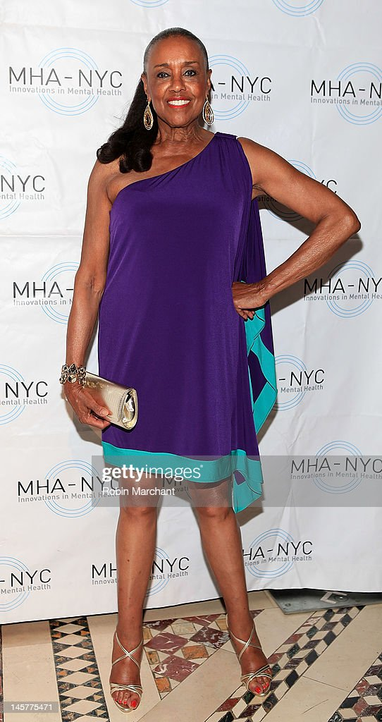 Sylvia Mackey attends Bridges To Mental Health: A Celebration Of Hope Gala at Cipriani 42nd Street on June 5, 2012 in New York City.