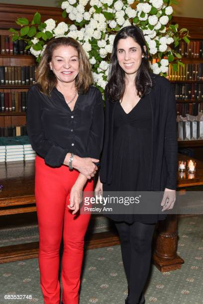 Sylvia Martins and Guest attend Audrey Gruss' Hope for Depression Research Foundation Dinner with Author Daphne Merkin at The Metropolitan Club on...