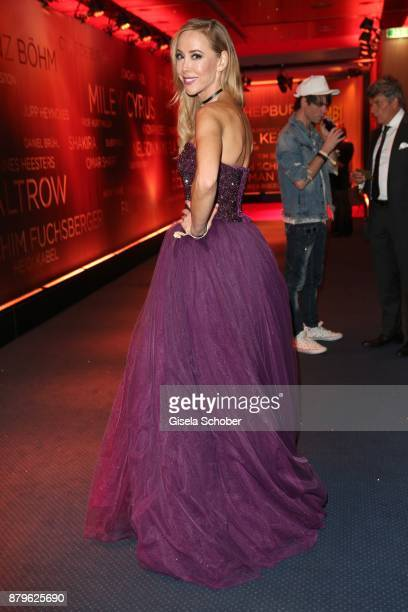 Sylvia Walker during the Bambi Awards 2017 at Stage Theater on November 16 2017 in Berlin Germany
