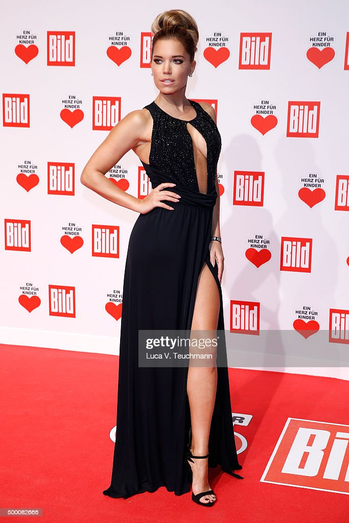 ein herz fuer kinder gala 2015 red carpet arrivals getty images. Black Bedroom Furniture Sets. Home Design Ideas