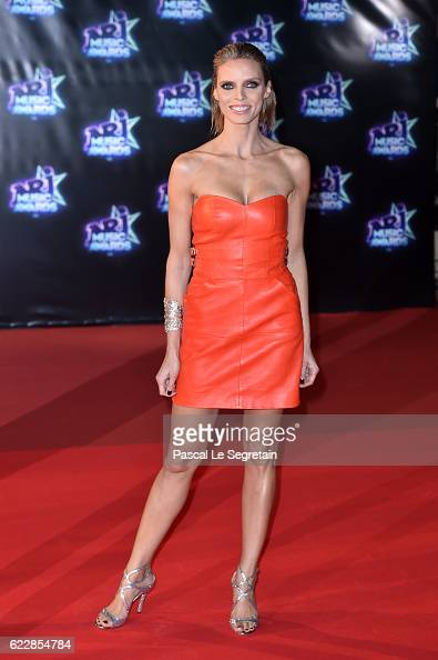 Sylvie Tellier attends the 18th NRJ Music Awards at Palais des Festivals on November 12 2016 in Cannes France