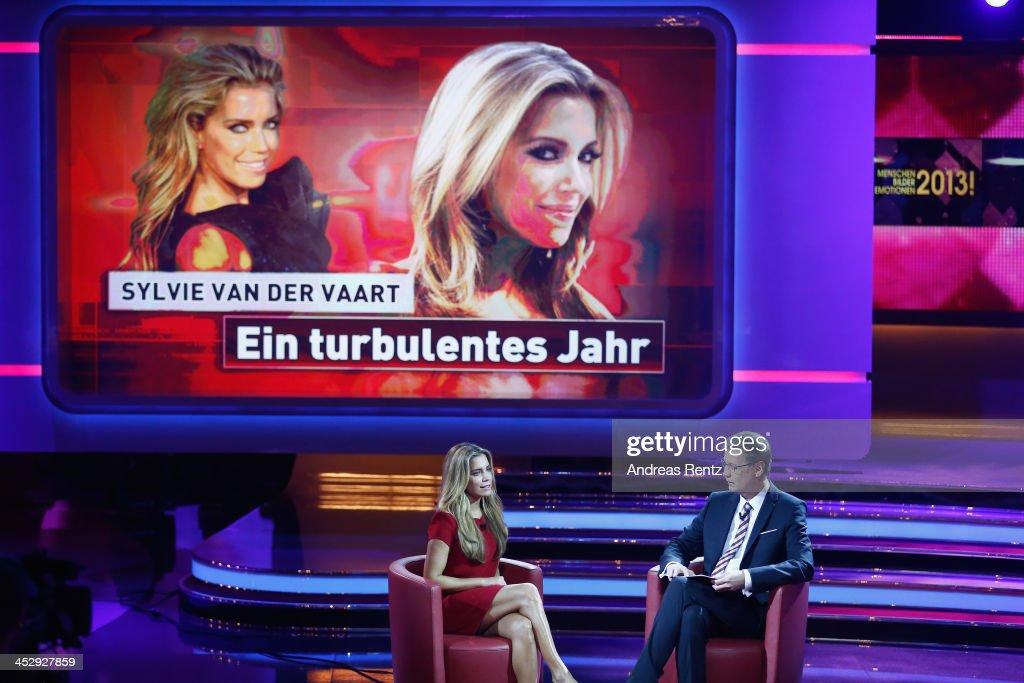 2013! Menschen, Bilder, Emotionen - RTL Jahresrueckblick