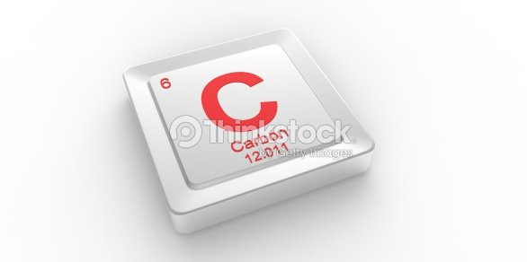 C Symbol 6 Material For Carbon Chemical Element Stock Photo Thinkstock