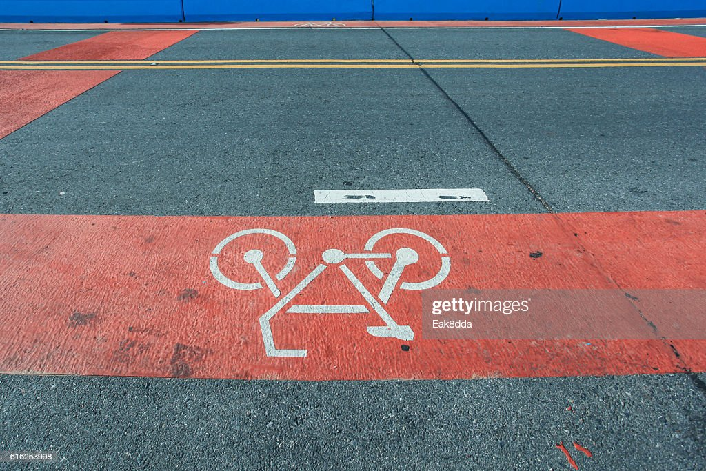 Symbol for bicycle : Stock Photo