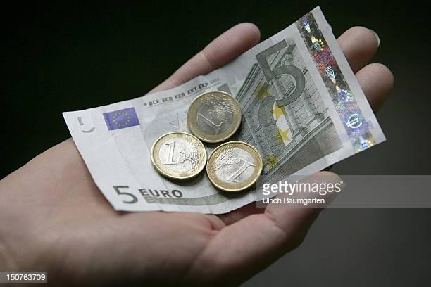 Symbol image minimum wage in Germany