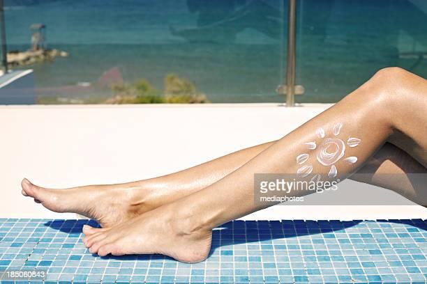 Symbol of summer vacations