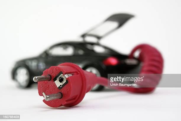 GERMANY BONN Symbol picture electric car