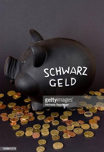 Symbolic for black money