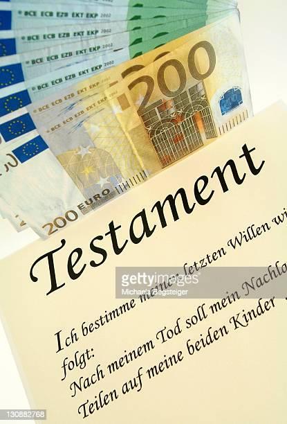 Symbolic for testament