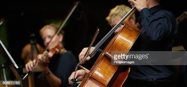Symphony sounds