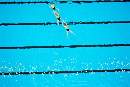 Length stock photos and pictures getty images - Rectangle pool aerial view ...