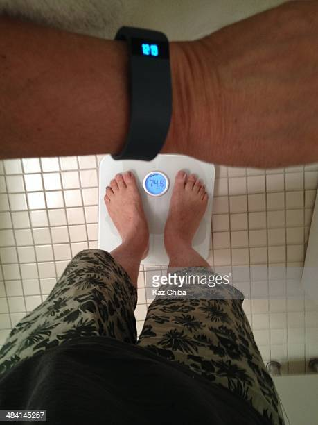 Syncing scale with Fitbit