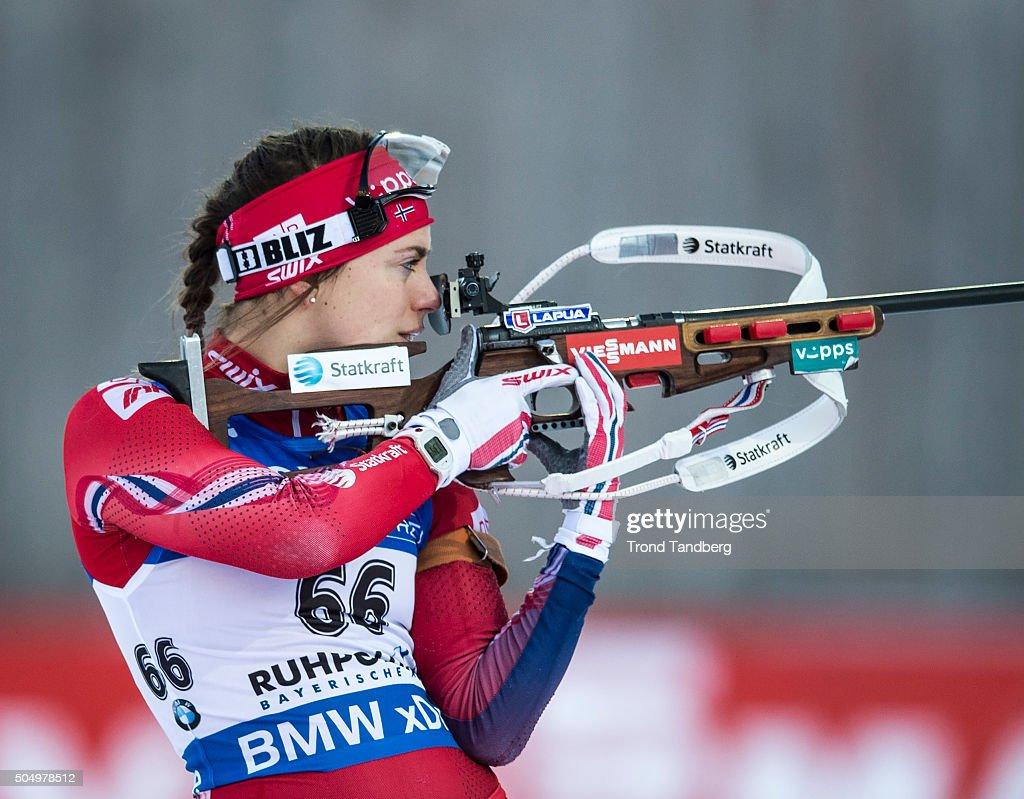 IBU Biathlon World Cup Ruhpolding - Day 2