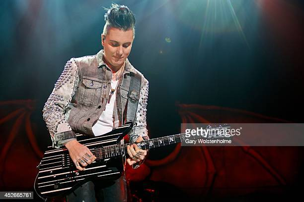 synyster gates stock photos and pictures getty images