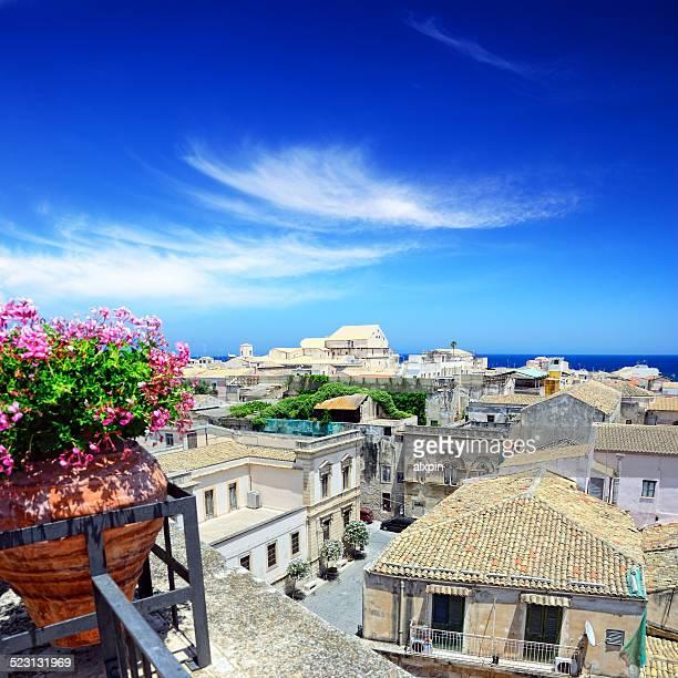 Siracusa, in Sicilia