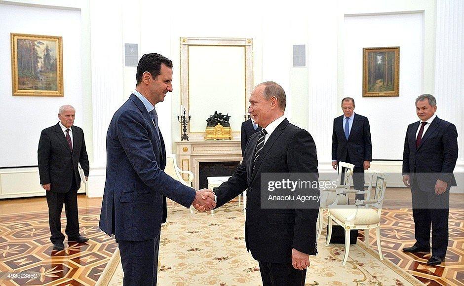Bashar Al Assad Palace