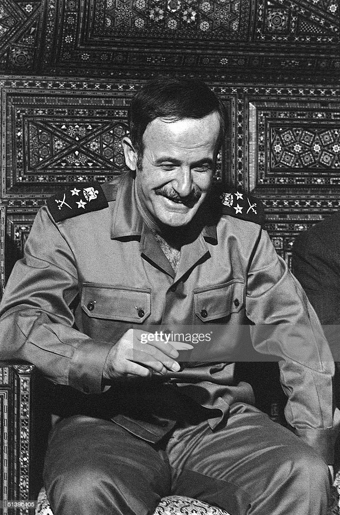 06 Oct  Syrian General and President Hafez Al-Assad born