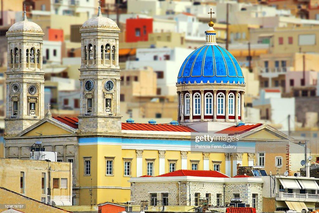 Syros, Agios Nikolaos Church