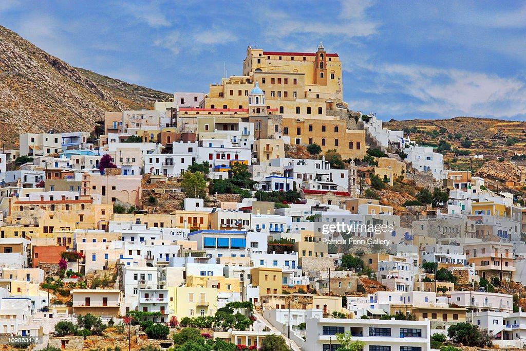 Syros, Vrodado Hill, The Church of the Assumption