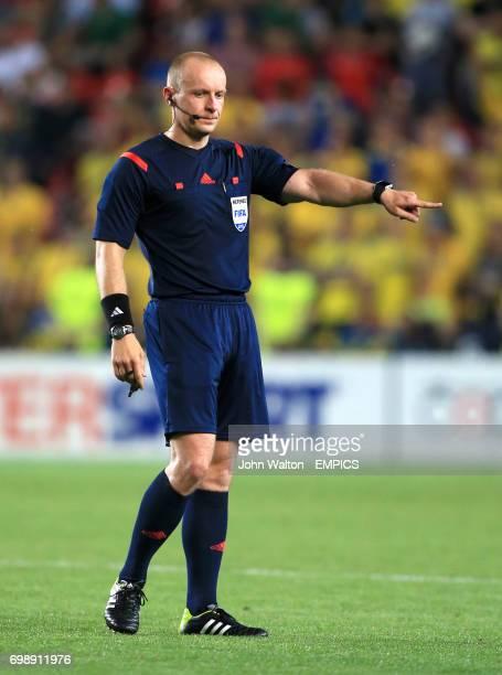 Szymon Marciniak referee
