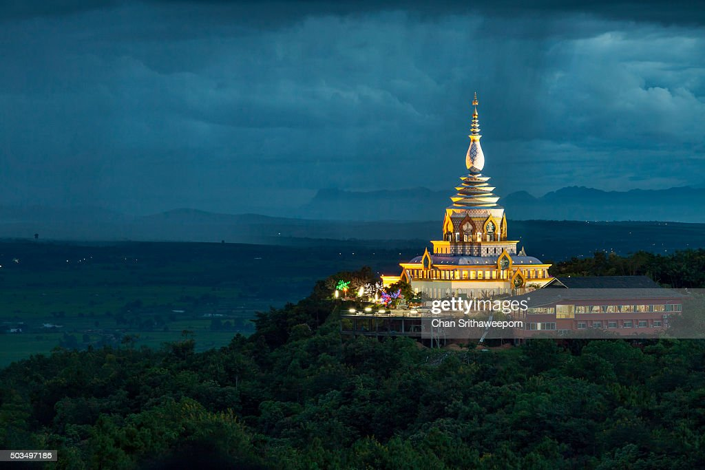 Ta Ton Temple, Chiang Mai