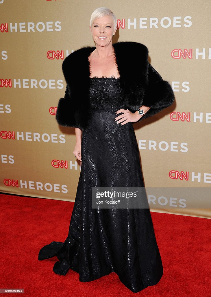 Tabatha Coffey arrives at the 2011 CNN Heroes: An All-Star Tribute at The Shrine Auditorium on December 11, 2011 in Los Angeles, California.