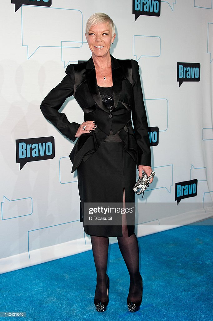 Tabatha Coffey attends Bravo Upfront 2012 at Center 548 on April 4, 2012 in New York City.