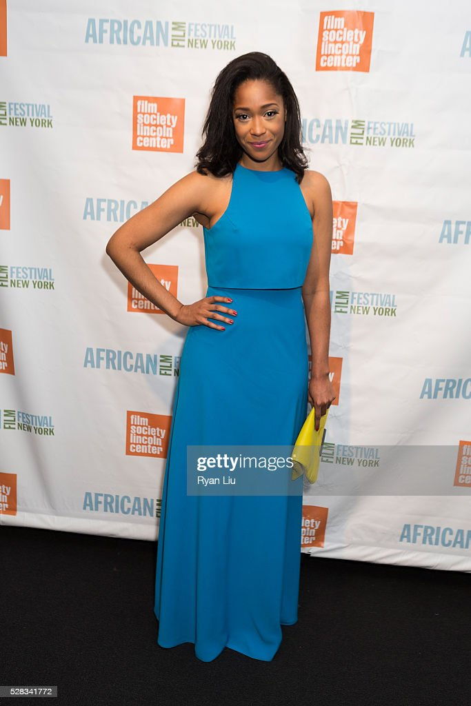Tabitha Hollbert attends the 23rd New York African Film Festival Opening Night at Walter Reade Theater on May 4, 2016 in New York City.