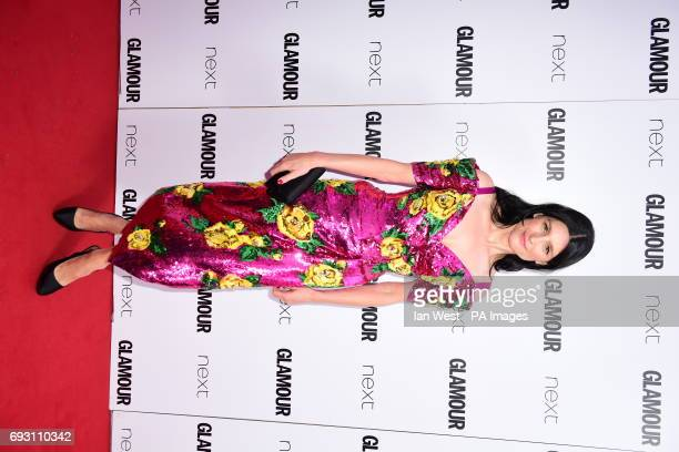 Tabitha Simmons attending the Glamour Women of the Year Awards 2017 in association with Next Berkeley Square Gardens London PRESS ASSOCIATION Photo...