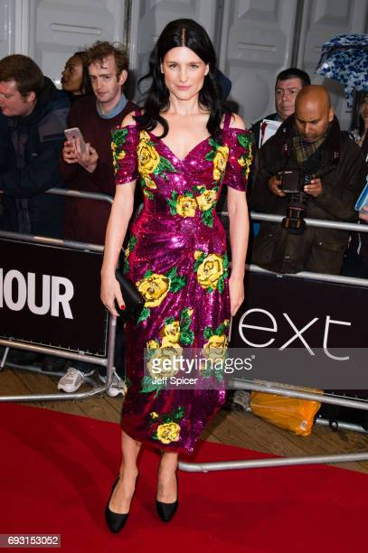 Tabitha Simmons attends the Glamour Women of The Year awards 2017 at Berkeley Square Gardens on June 6 2017 in London England