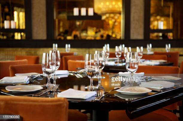 Table at Restaurant
