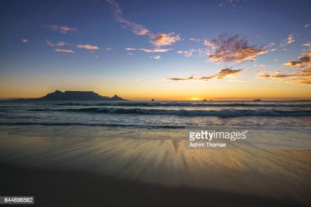 Table Bay View, Bloubergstrand, Cape Town, South Africa