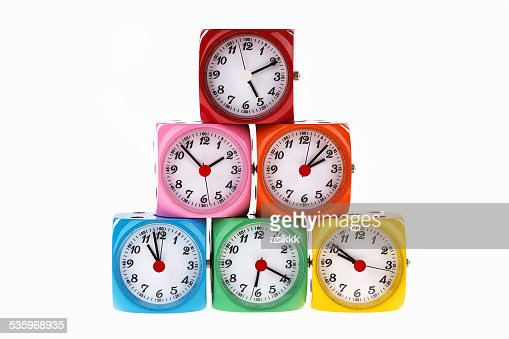 table clock : Stock Photo