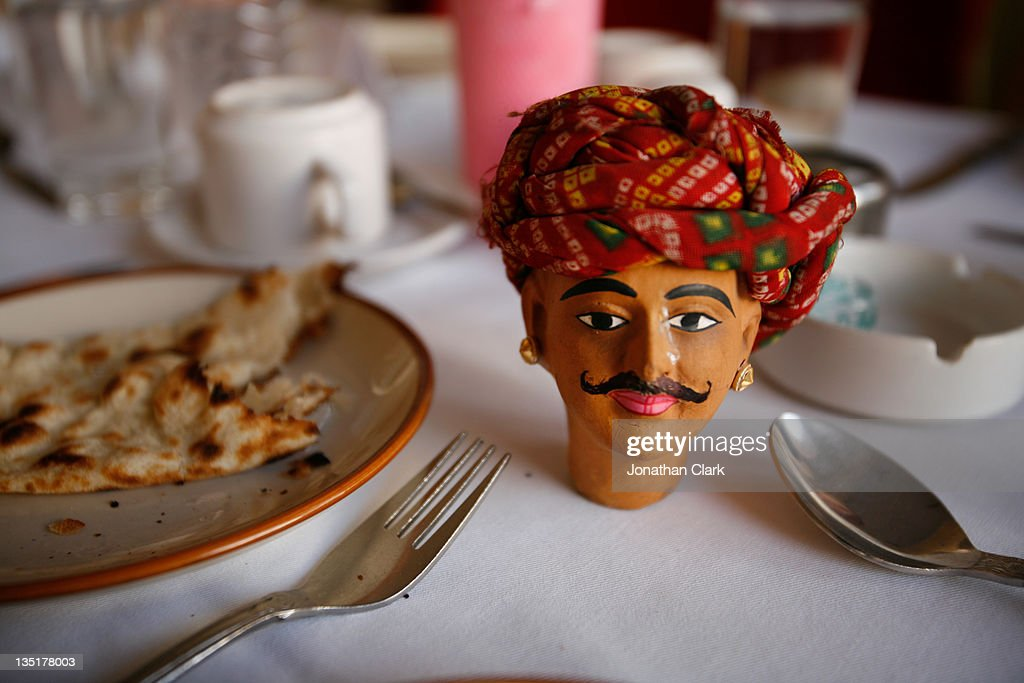 Table Decoration in Jaipur : Stock Photo