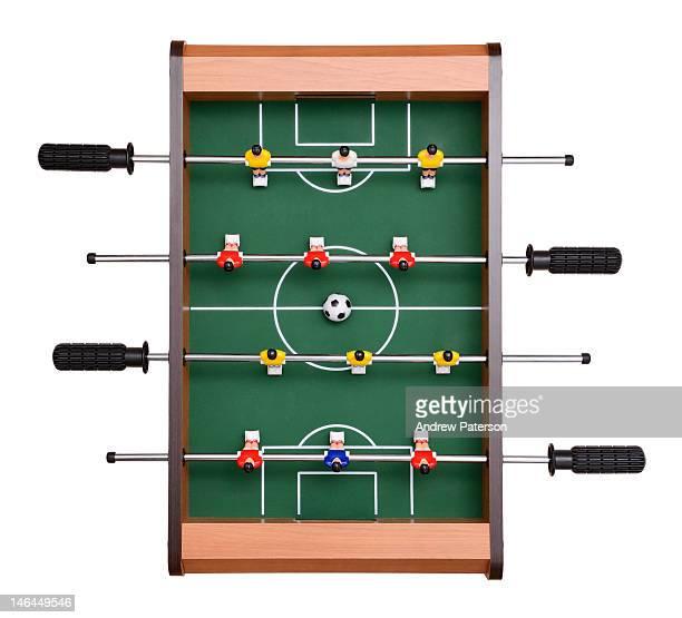 Table football overhead