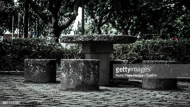 Table In Park